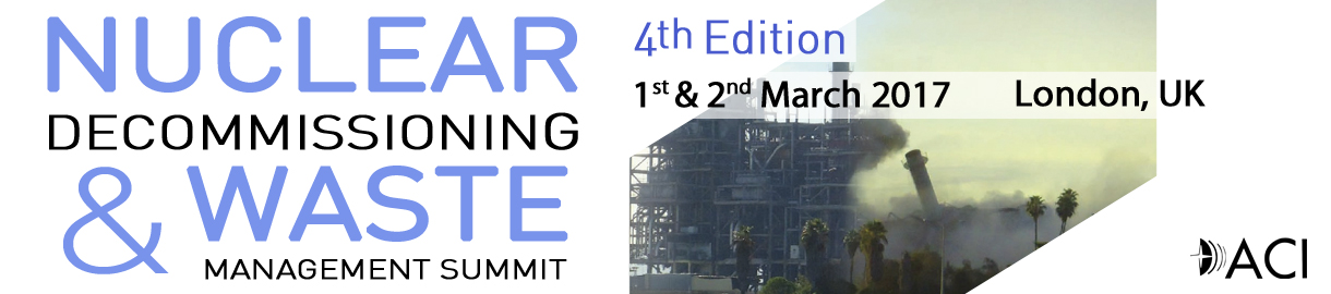 Nuclear Decommissioning & Waste Management Summit